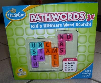 Great review of PathWords Jr. http://evan-and-lauren-a.blogspot.com/2012/03/32612-pathwords-jr-by-think-fun-review.html: Fun Site, Pathword Jr, Email Address, Thinkfun Brag, Brag Book, Thinkfun Review, Excited Events, Comment Enter