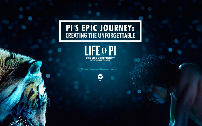 Pi's Epic Journey: Creating the Unforgettable http://www.awwwards.com/web-design-awards/pi-s-epic-journey-creating-the-unforgettable