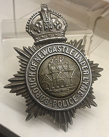 Sussex police badge. List of defunct law enforcement agencies in the United Kingdom - Wikipedia, the free encyclopedia