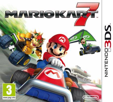 Mario Kart 7 3DS- 43 bij Bart Smit