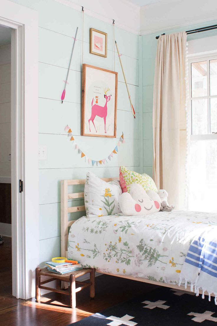 25+ Best Ideas About Girls Room Curtains On Pinterest