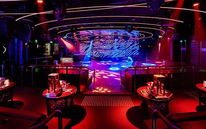 Marquee Nightclub Sydney - The Star