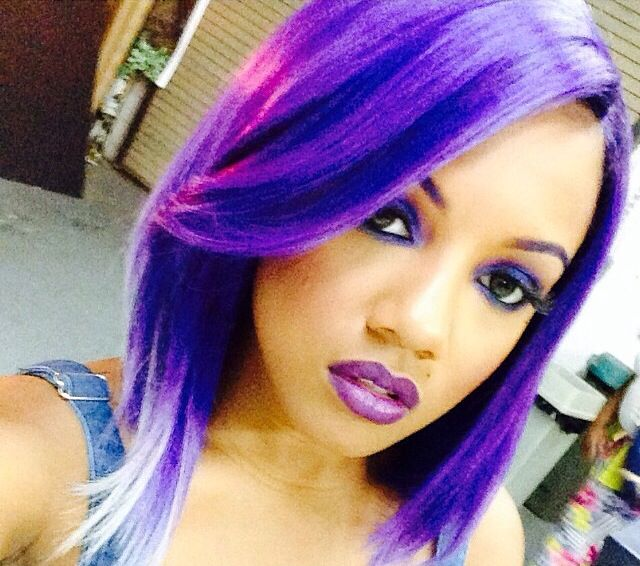 Breaunna Womack Real Hair Babydoll x OMG Girlz P...