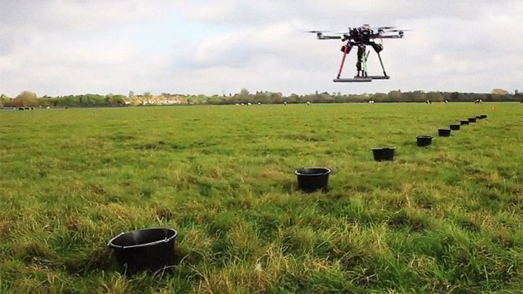 These Tree-Planting Drones Are About To Start An Entire Forest From The Sky https://www.fastcompany.com/40450262/these-tree-planting-drones-are-about-to-fire-a-million-seeds-to-re-grow-a-forest#skyquestchile?utm_campaign=crowdfire&utm_content=crowdfire&utm_medium=social&utm_source=pinterest #drones