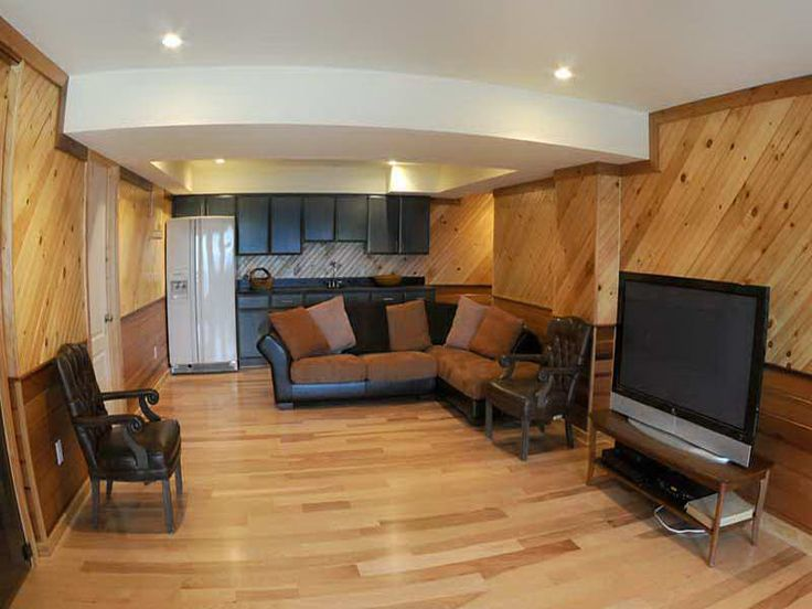 basement finishing ideas with fine wooden floor