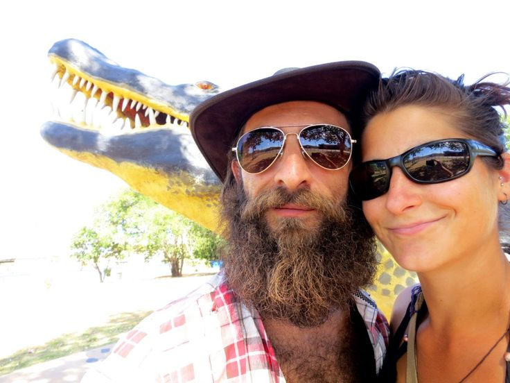 The Big Crocodile, Wyndham WA