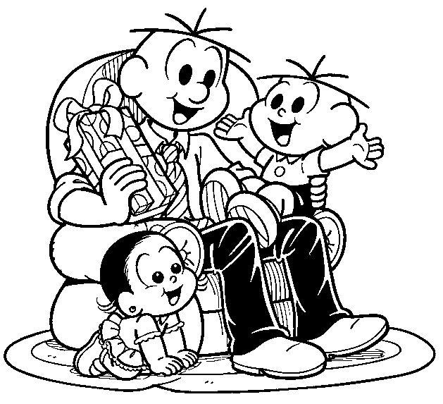 O Dia dos Pais é uma data muito especial para a inclusão da família no dia a dia da Educação Infantil. Atividades do Dia dos Pais para Colorir para imprimir
