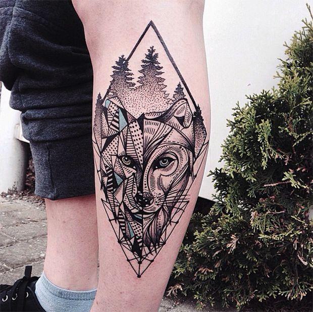 #tattoofriday - JESSICA KINZER, Alemanha.