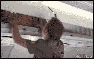 Overhead Storage rage