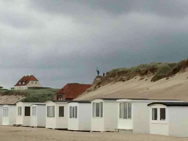 Løkken, Denmark. July 7th, 2016