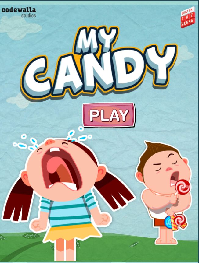 Match your favorite candies to win in this sweet match-3 game! Advance to the next level by collecting candies as fast as possible. Earn more time for each successful set of candies you collect. Talk about a sweet tooth! Cavities not included.