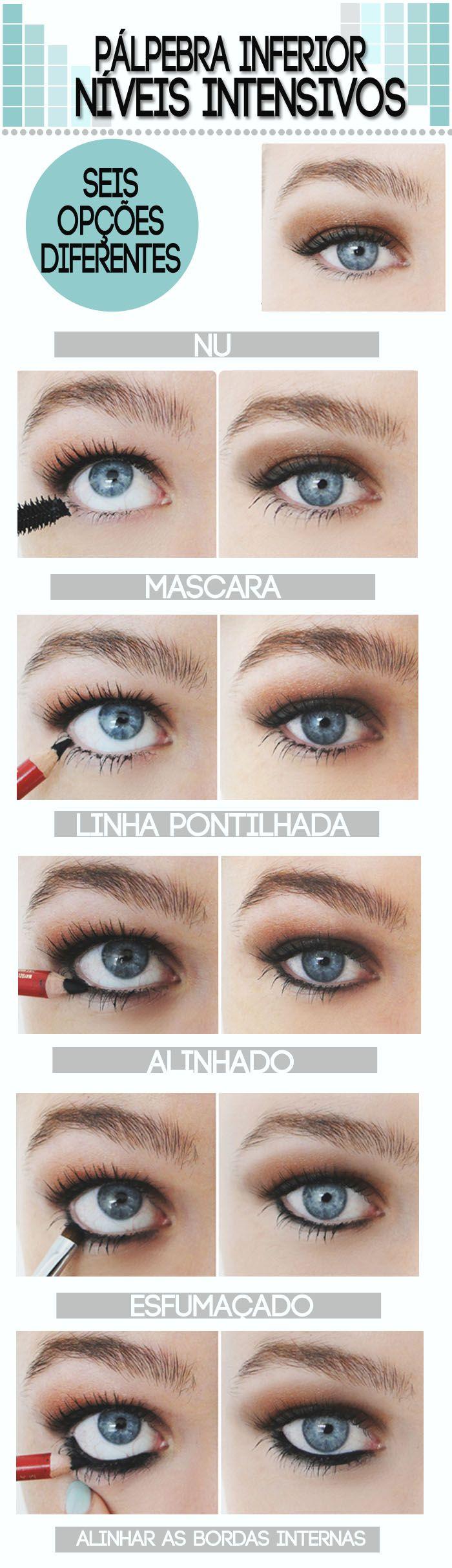 Make para os olhos: Stúdio de Cílios