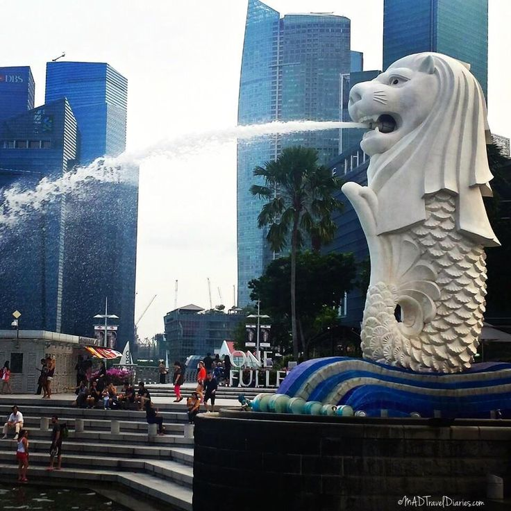 Amazing World Of Gumbo: Gumbo's Pic Of The Day, March 2, 2015: The Iconic Merlion