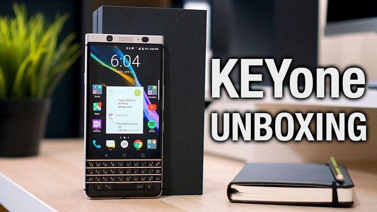BlackBerry KEYone is finally here!
