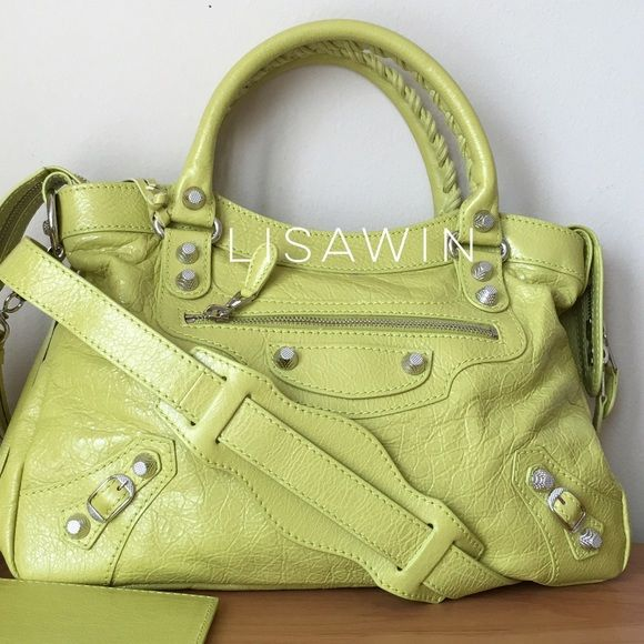 % Authentic Balenciaga City  Bag ❌NO TRADE ❌ Brand new, comes with dust bag only.❌NO TRADE ❌PLEASE DO NOT ASK Balenciaga Bags Shoulder Bags