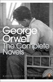 Novels of George Orwell: Animal Farm  /   Burmese Days  /  A Clergyman's Daughter  /  Coming up for Air  /  Keep the Aspidistra Flying  /  Nineteen Eighty-Four.