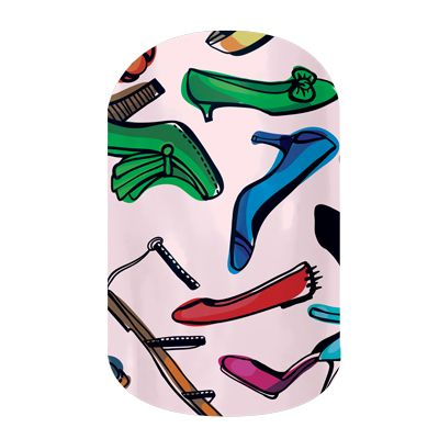 #StepwithStyleJN  Would you rock this?  Jamberry Nail Shields, Nail Wraps - Buy Jamberry Nails