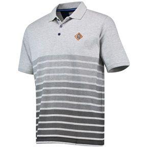 Everton Polo Shirt- Grey - Mens