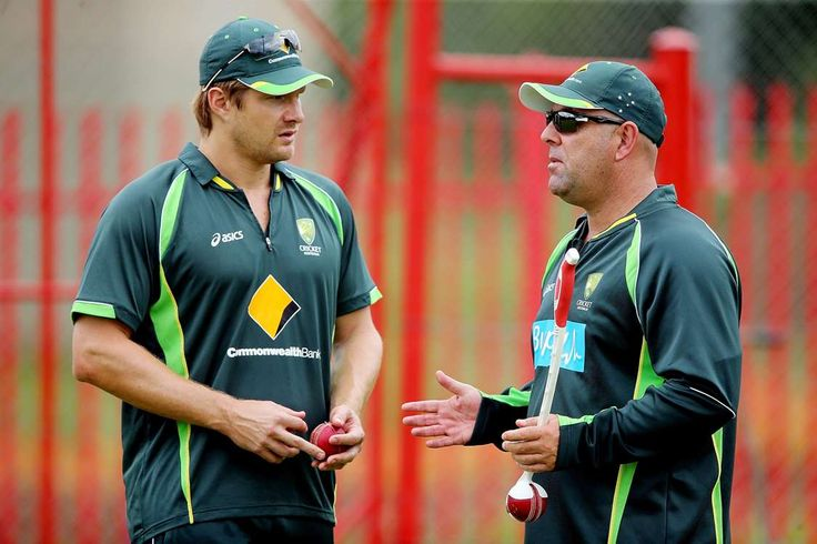 Darren Lehmann says Mitchell Marsh and Shane Watson could play in the same team