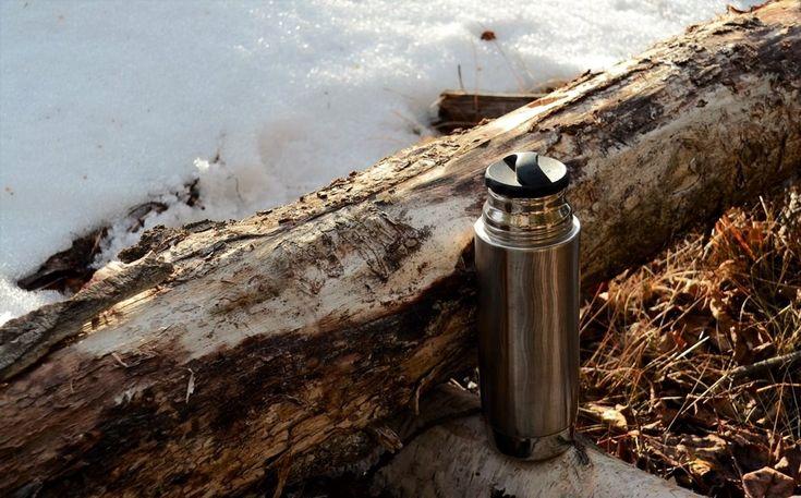 Coffeebreak in the woods!