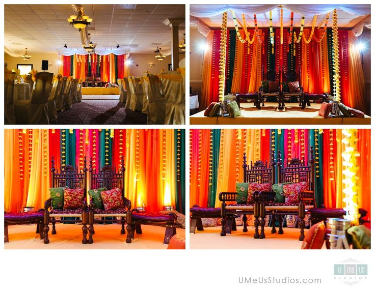Mehndi Party, decor | Photography by: UMeUsStudios.com