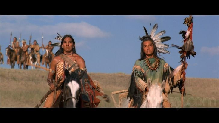 Inspiration for White Hawk and Chief Coyote.