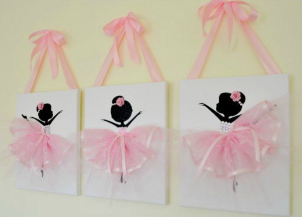 M s de 1000 ideas sobre baby showers de bailarina en for Busco cuadros para decorar