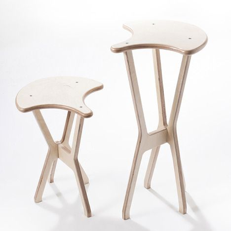 sella sellino stools by bibi design