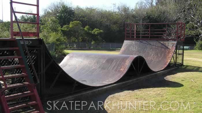 Annondale Metal Skate Ramp Halfpipe Skateramp Miniramp Backyard Mini Skateramps