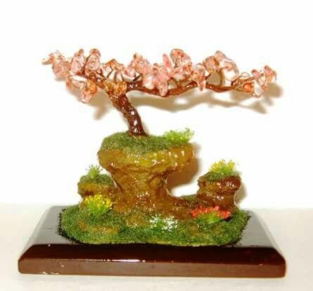 Diorama bonsai fantasy . 7