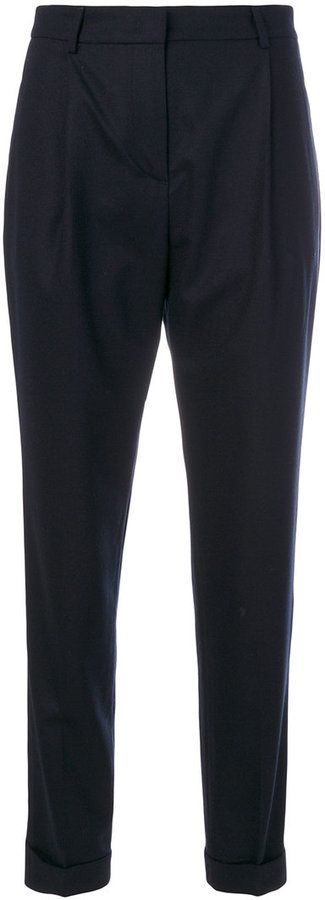 MSGM tapered trousers