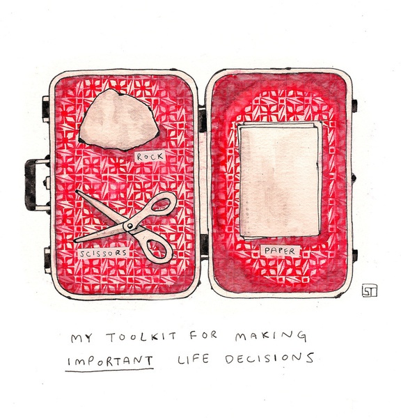 Don't Leave Home Without It  by SIRIN THADA.