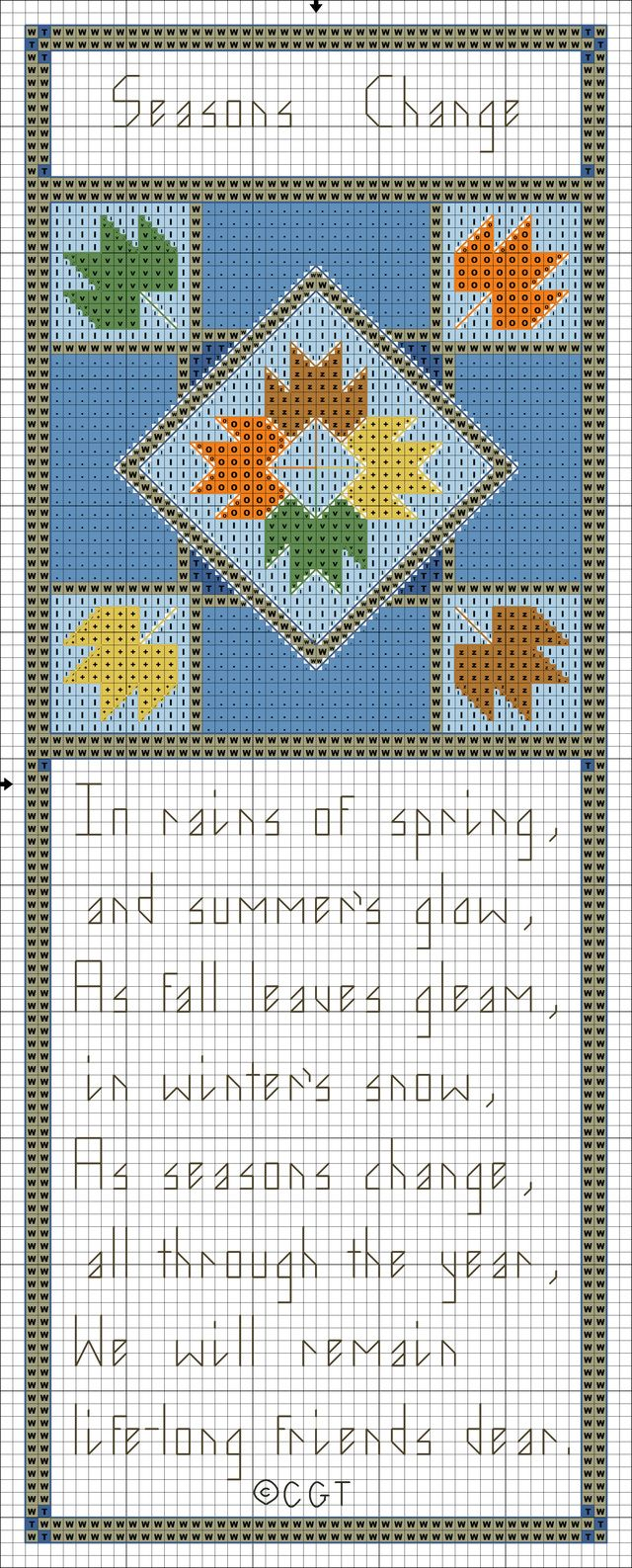 299 Best Images About Free Cross Stitch Patterns On