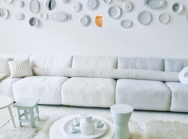 Преимущества белых стен в квартире - Портал «Домашний»