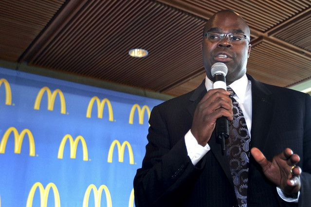 Don Thompson, the former CEO of McDonald's, has agreed to return to the billion-dollar fast-food chain, but this time, he'll do it for $3,000,000 as a consultant.  Although Thompson retired March 1 amid controversy regarding his business strategies, which some believed weakened the company's success in the United States, McDonald's has retained Thompson as a consultant to work closely with their new CEO, Steve Easterbrook.