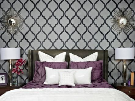 Capture a cool, contemporary look by adding gray into your favorite color scheme.