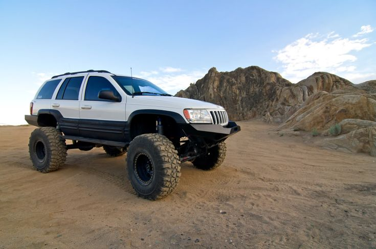 1999 Jeep Grand Cherokee Wj Upgrades And Fixes