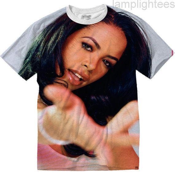 Aaliyah Shirt -TShirt