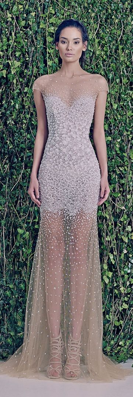 Zuhair Murad Bridal F/W 2014-2015 #catwalk #designer #runway