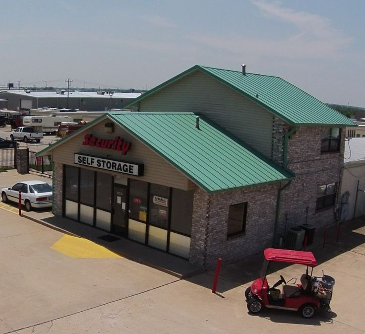 13601 N Santa Fe In Oklahoma City Offers Climate Controlled Storage And 104 Rv