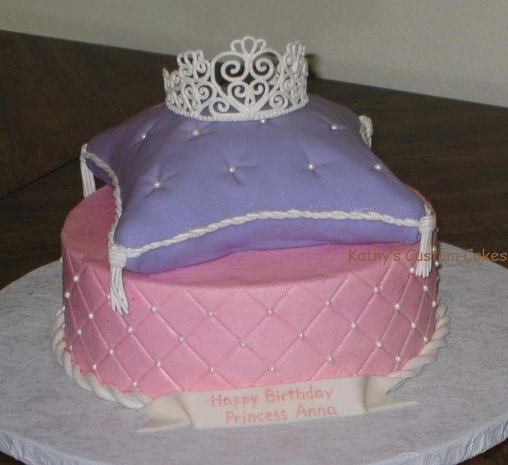 Princess Pillow Cake Images : Princess Pillow Cake Pillow cakes Pinterest