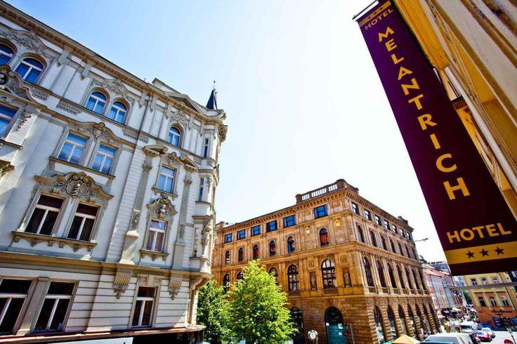 Hotel Melantrich   Sivek Hotels