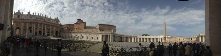 St. Pieter. Vaticaanstad