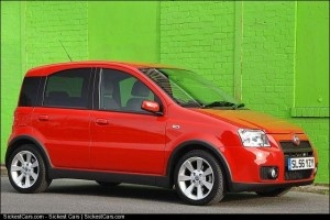 2007 Fiat Panda 100HP Flagship - http://sickestcars.com/2013/05/22/2007-fiat-panda-100hp-flagship/