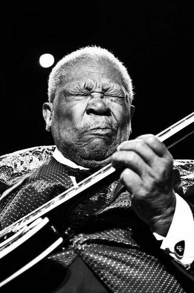 RIP B.B. King. A Blues Legend!!!