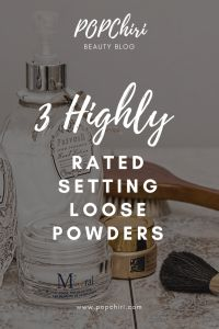 Seal the deal With finishing powders -#beauty #makeuptips #makeup