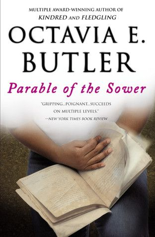 """""""Butler is one of the few African American women writers of science fiction. I've read some of her work and found it compelling and unique and unforgettable."""" A science fiction recommendation from blogger Elena Aguilar"""