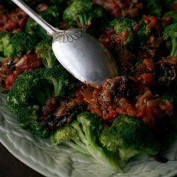 Broccoli with Sicilian Sauce Recipe - Saveur.com