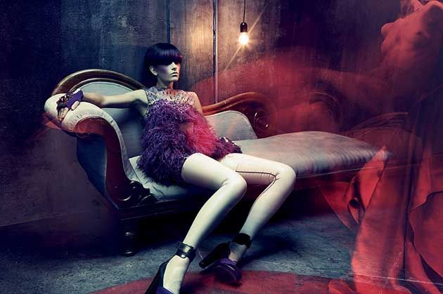 Sensual Female and Fashion Artistic Photography by Bruno Dayan 03