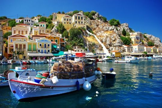 The Greek islands are a unique phenomenon in Europe. Greece counts 6.000 islands and islets scattered in the Aegean and Ionian Seas. You can learn more here.